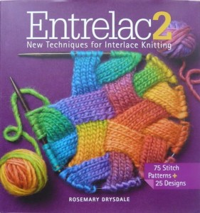 Książka ENTRELAC 2 New Techniques for Interlace Knitting