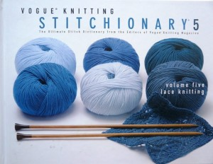 Książka VK Stitchionary Vol. 5: Lace Knitting
