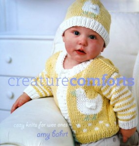Książka Creature Comforts: Cozy Knits For Wee