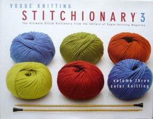 Książka VK Stitchionary Vol. 3: Color Knitting